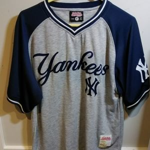 NY Yankees Official Jersey T Shirt MLB A+!